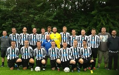 Globe Football Team